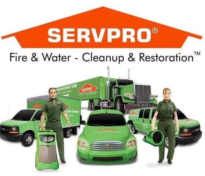 Our SERVPRO team is here for you when water disasters strike.